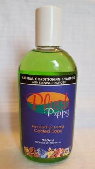PLUSH PUPPY - Natural Conditioning Shampoo with Evening Primrose 250ml