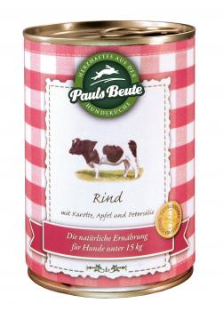 PAULS BEUTE - Dose Rind 400g