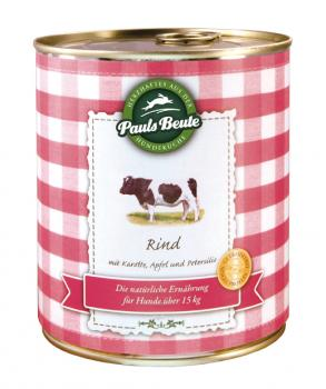 PAULS BEUTE - Dose Rind 800g